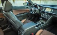 2019 Nissan Optima New Interior