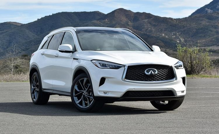 The 2019 Qx50 Price and Release date