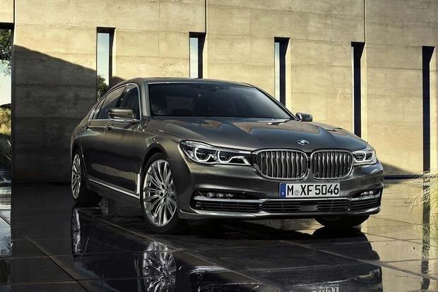 Best 2018 BMW 7 Series Redesign