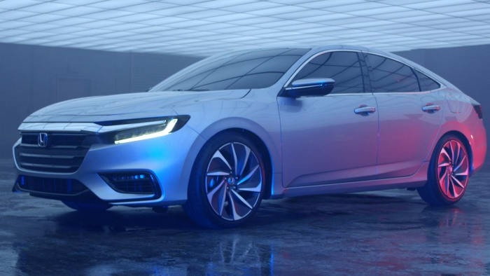Best 2018 Honda Insight Review and Specs