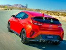 Best 2018 Hyundai Veloster Turbo First Drive