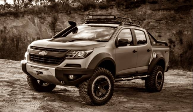 New 2019 Chevy Colorado Release Date