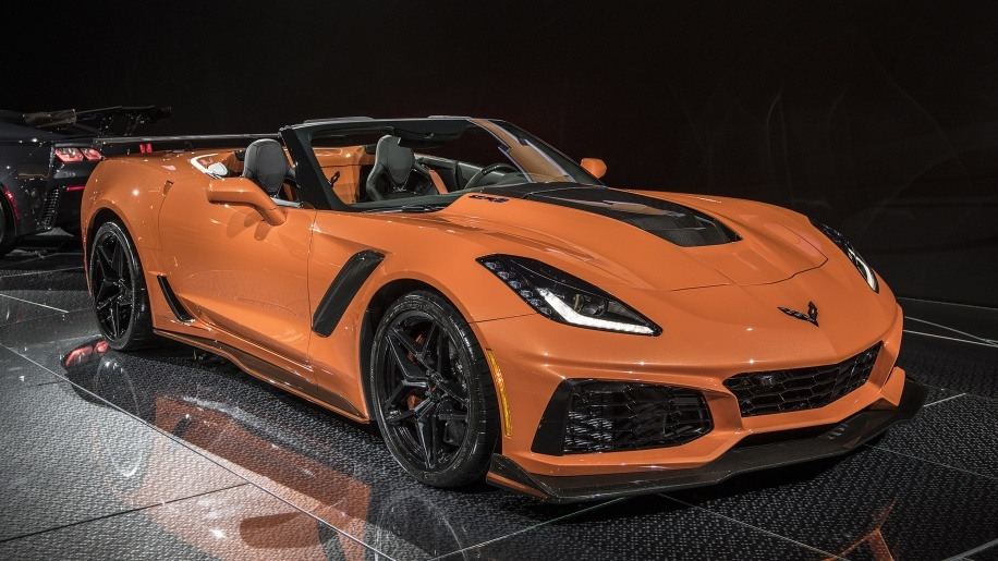 Best 2019 Corvette Convertible Redesign and Price