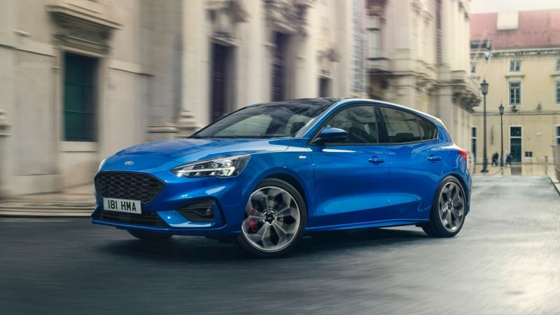2019 Ford Focus St Redesign