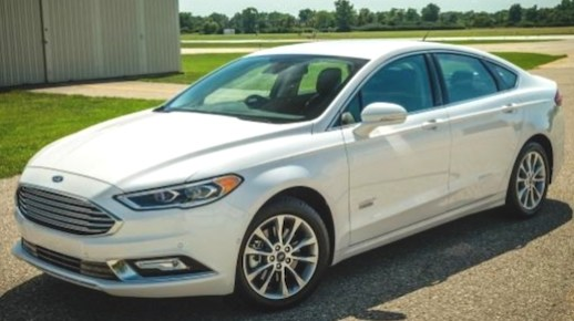 2019 Ford Fusion Energi Picture
