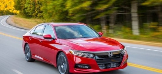 2019 Honda Accord Coupe Review, specs and Release date