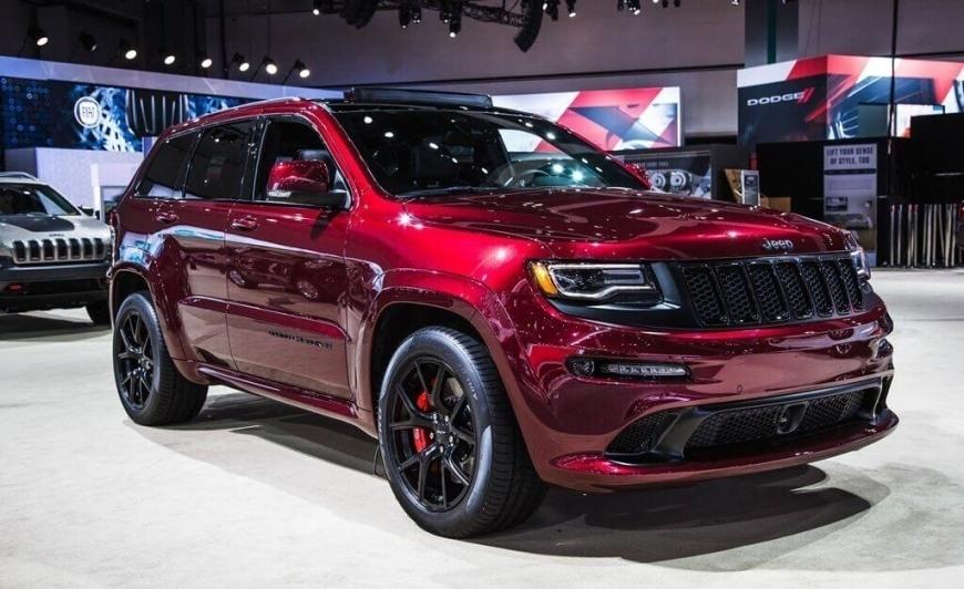 New 2019 Jeep Grand Cherokee Srt8 Price