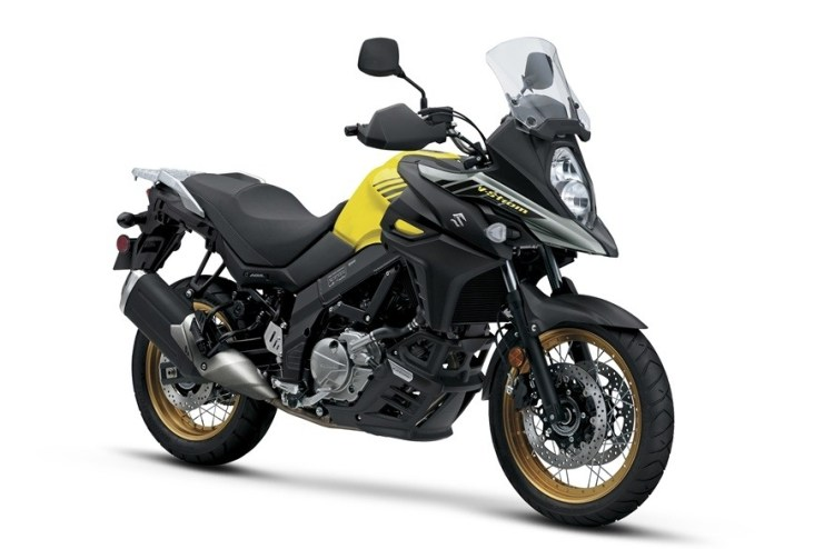 2019 Suzuki V-Strom 650 Spy Picture, Release date, and Review