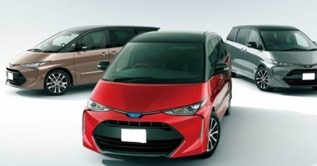 2019 Toyota Noah Specs and Review