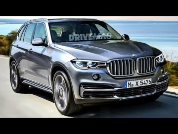 All 2019 BMW X5 Concept
