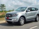 2018 Ford Everest Review
