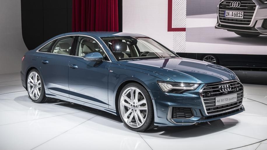 Best 2019 A6 Audi Redesign