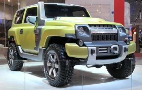 Fj CRuiser 2019 Picture, Release date, and Review