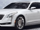 The 2018 Cadillac Ct6 First Drive