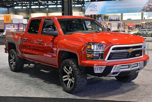 The 2018 Chevy Reaper Redesign