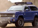 New 2018 Ford Bronco Overview