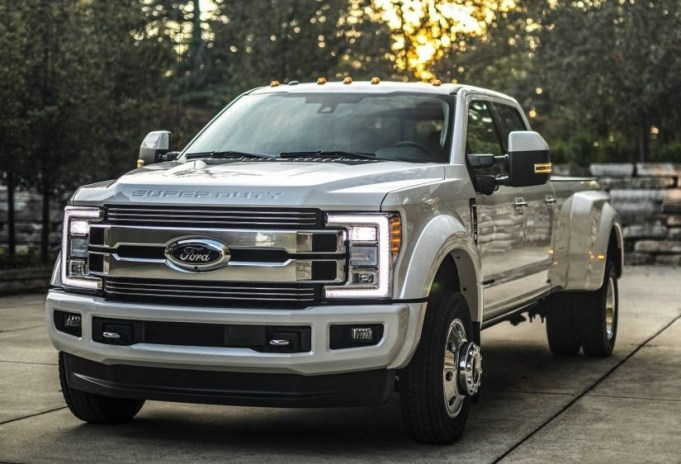 2018 Ford F 250 Redesign