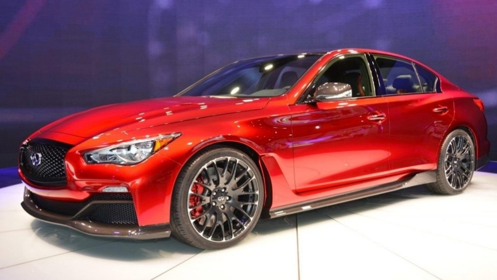2018 Infiniti Q50 Coupe Eau Rouge First Drive