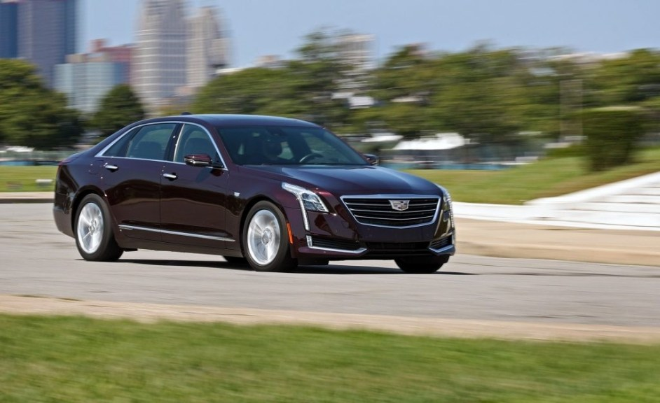 2019 Cadillac Ct6 Phev Debuts In Shanghaiis U S Bound First Drive, Price, Performance and Review