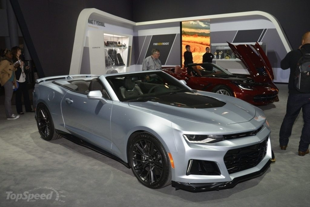 New 2019 Chevy El Camino First Drive