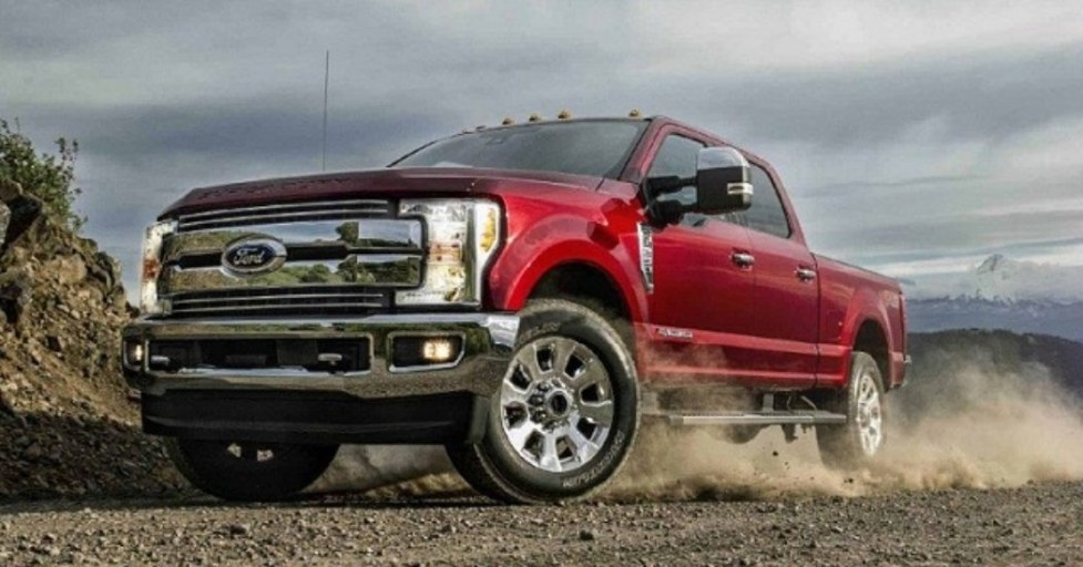 2019 Ford F350 Diesel Price and Release date