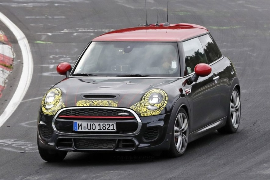 2019 Mini Paceman S Jcw Release Date