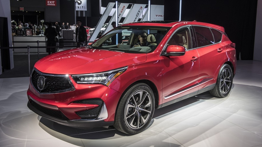 The 2019 Rdx Acura New Release