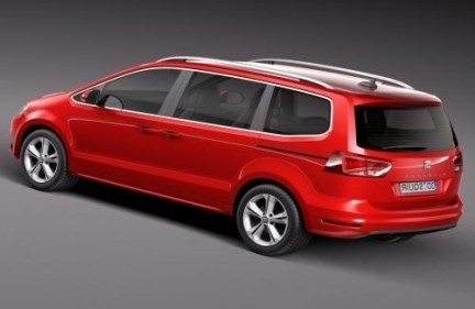2019 Seat Alhambra New Review
