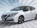 Nissan Leaf 2019 New Review