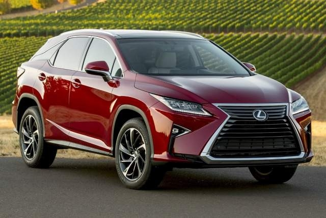 Pics And Colors Of 2019 Lexus Rx 350 Price