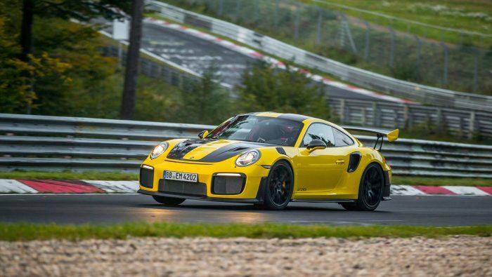 nurburgring lap times