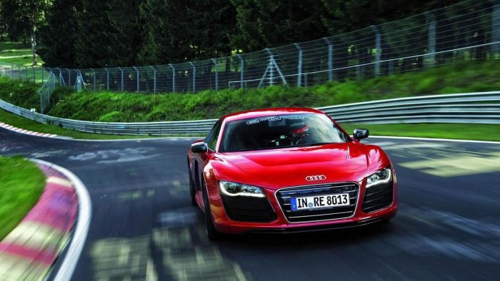 Fastest Cars Around Nurburgring