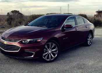 Chevrolet Malibu Spy Photos 2019