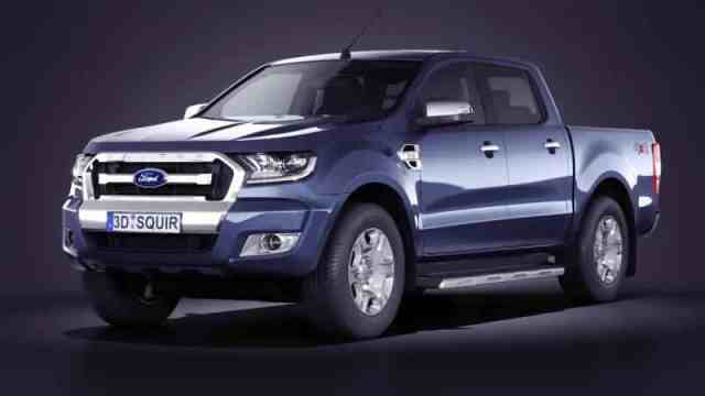 Ford Ranger Coming Back in 2019
