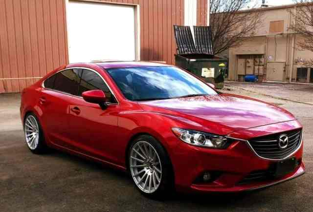Mazda 6 Leaked Photos
