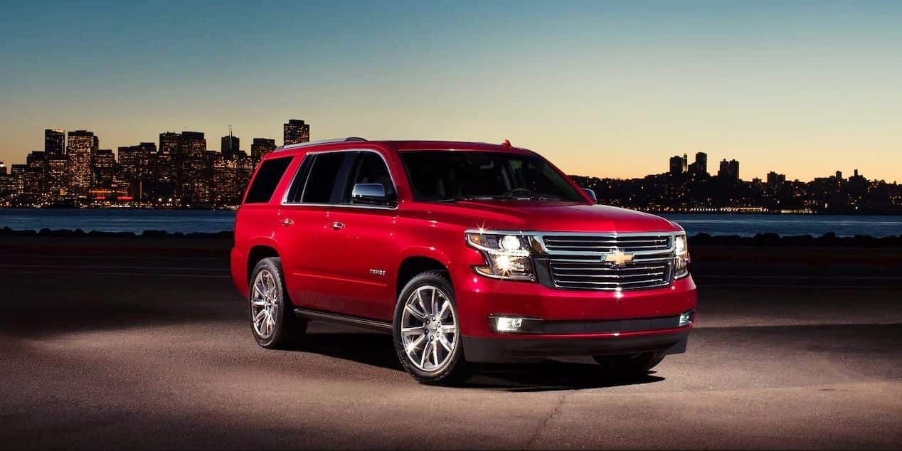 Chevy tahoe concept
