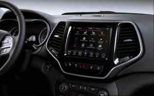 2019 Jeep Infotainment System - 2019 Jeep Cherokee