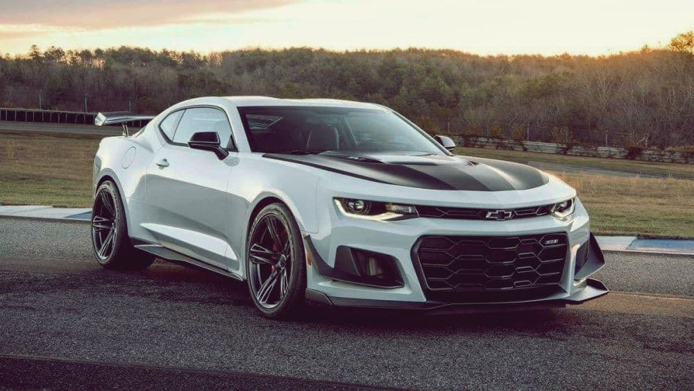 New chevy chevelle concept car