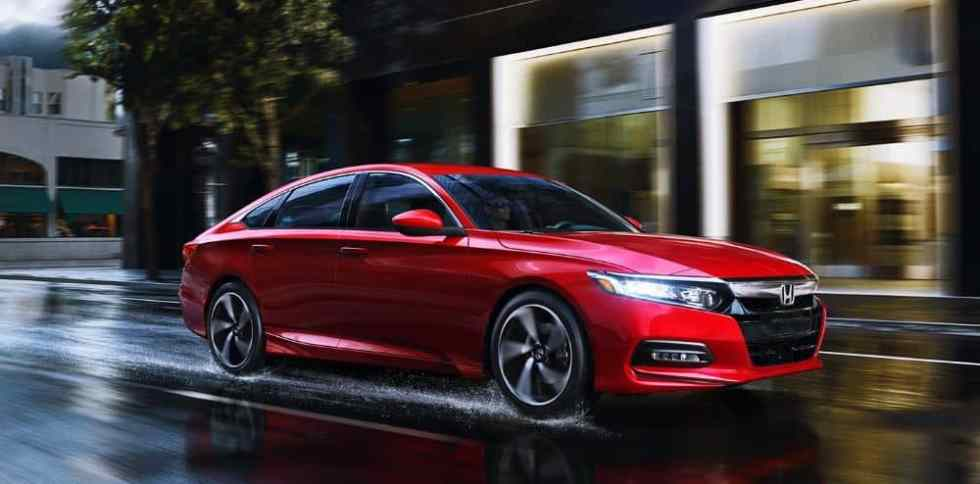 All New Accord Spirior 2019