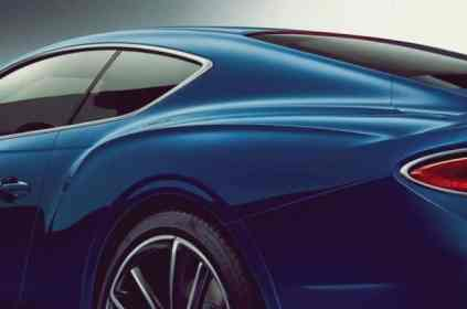 Bentley Continental GT Exterior Detail - 2019 Bentley Continental GT