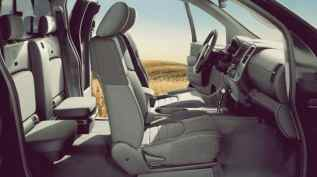 Latest Frontier Interior Layout - 2019 Nissan Frontier Redesign