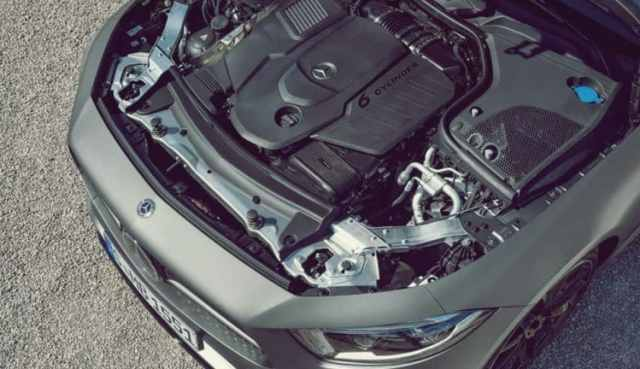Mercedes CLS AMG Engine Performance