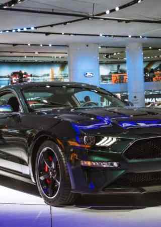 New Bullitt Car - 2019 Ford Mustang Bullitt Special Editions