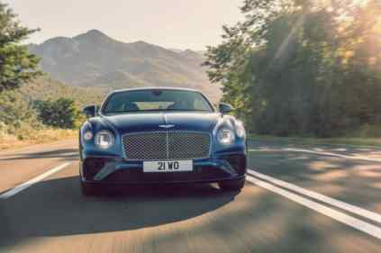 New Continental GT - 2019 Bentley Continental GT