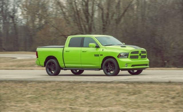 New Ram 1500 Test Drive