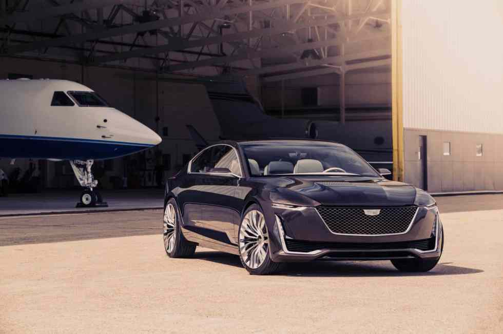 Cadillac Ciel Price >> 2020 Cadillac Escalade New Concept Photos with Price - CarsSumo