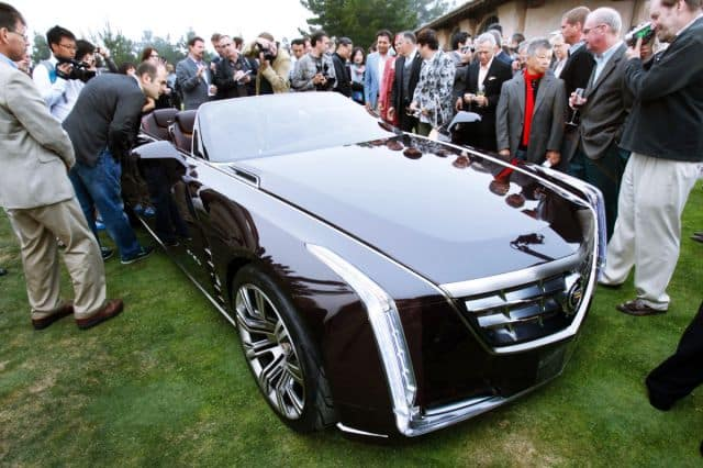 Cadillac Ciel at Car Exhibition