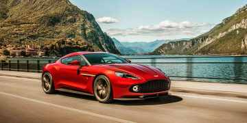 New Aston Martin Vanquish for 2019 Model