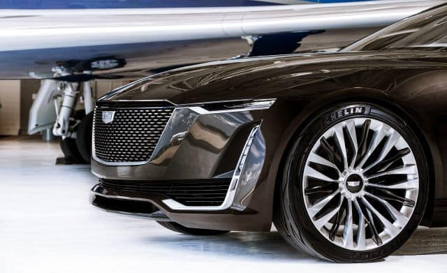 New Cadillac Escala