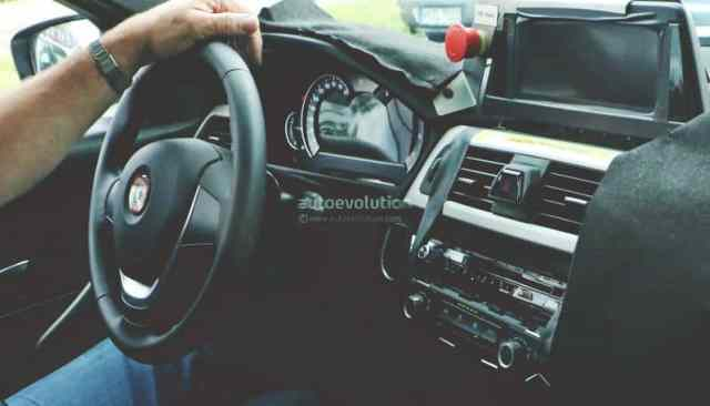 2019 BMW 3 Series Interior Prototype